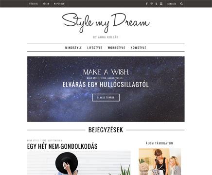 StyleMyDream.hu